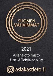 Suomen vahvimmat 2021